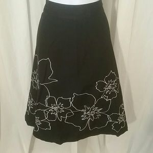 Liz Claiborne A Line Skirt, Petite 6
